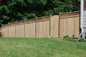 Rothbury Vinyl Picket Fence - Ready to Install For Less - Summit
